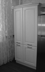 cabinet small bw